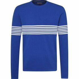 Tommy Hilfiger Chest Stripe Sweater