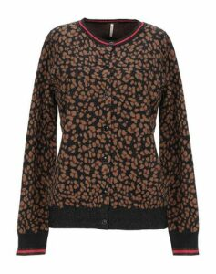 MAISON SCOTCH KNITWEAR Cardigans Women on YOOX.COM