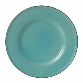 Royal Doulton Gordon Ramsay Teal Blue Plate 27cm