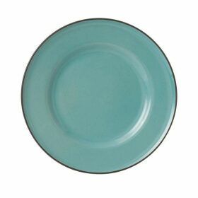 Royal Doulton Gordon Ramsay Teal Blue Plate 22cm