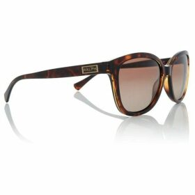 Polo Ralph Lauren Dark tortoise RA5222 square sunglasses