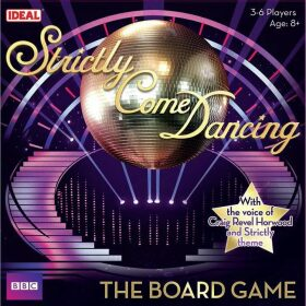 John Adams Strictly Come Dancing Board Game