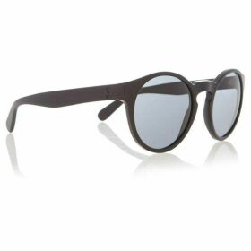 Polo Ralph Lauren Ph4101 female black round sunglasses