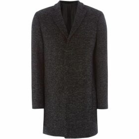 Label Lab Gordon Flecked Overcoat