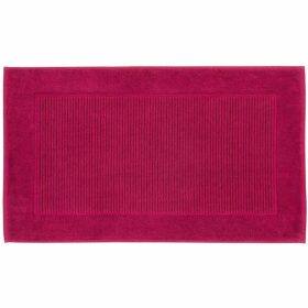 Christy Supreme hygro bath mat raspberry