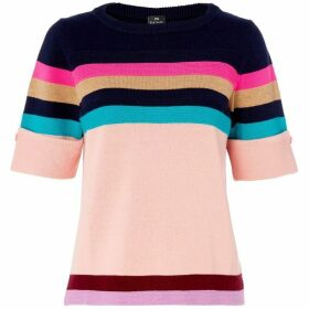PS by Paul Smith Stripe short sleeve knit