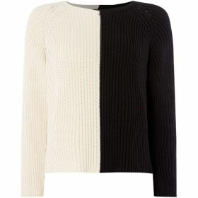 Max Mara Weekend Atalia crew neck rib