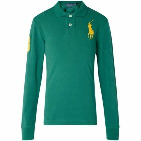 Ralph Lauren Long Sleeve Large Polo