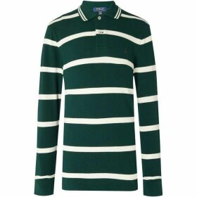 Ralph Lauren Small Polo Pony Stripe Polo