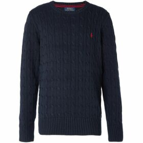 Ralph Lauren Cable Crew Neck Knitwear