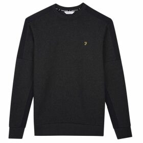 Farah Ronan Crew Neck Sweat Top