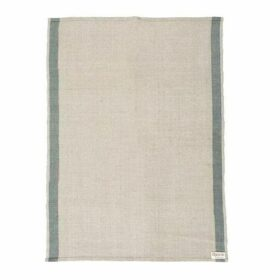 Dassie Artisan Selvedge Tea Towel French Blue