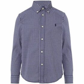 Ralph Lauren Long Sleeve Gingham Shirt