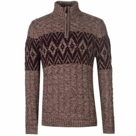 Howick Burnham Cotton Funnel Neck