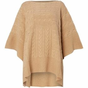 Polo Ralph Lauren Cable Knit Poncho