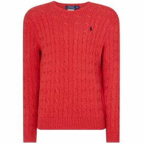 Ralph Lauren Cable Crew Neck