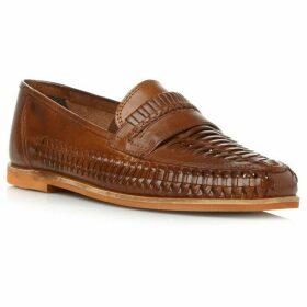 Dune Brighton Rock Woven Moccasin