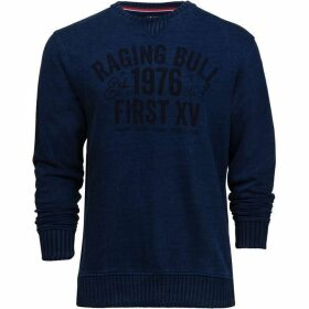Raging Bull Big and Tall Graphic Jersey Sweat