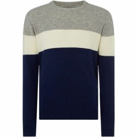 Gant Block Striped Knitwear