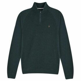 Farah Finniestone Funnel Sweat Top