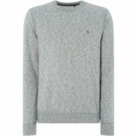 Penguin Marl Crew Neck Sweater