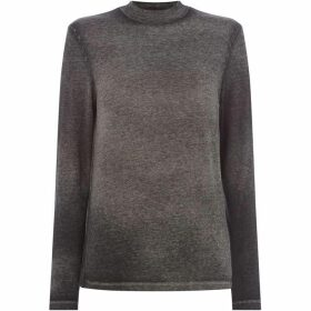 Label Lab ACID WASH ROLL NECK