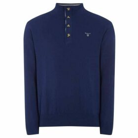 Gant Sporty Mock Neck Knit