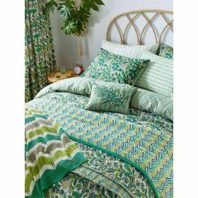 Helena Springfield Jacaranda Standard Pillowcase Pair