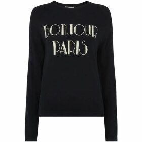 Whistles Bonjour Paris Knit