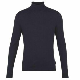 Ted Baker Cashmere Blend Roll Neck Jumper