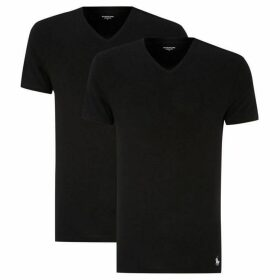 Ralph Lauren 2 Pack Classic V-Neck T-Shirts