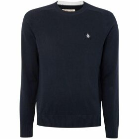 Penguin Plain Crew Neck Pull Over Jumpers