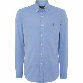Ralph Lauren Slim-Fit Long-Sleeve Shirt