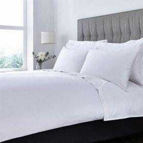 Hotel Collection 500 TC pima cotton blend valance