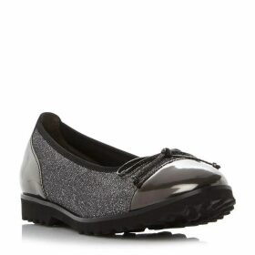 Gabor Temptation thick sole ballerinas