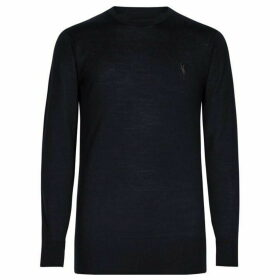 All Saints Mode Merino Crew