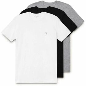 All Saints 3 Pack Tonic Crew Neck T-Shirts