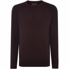 Label Lab Shepherd Crew Neck Knit