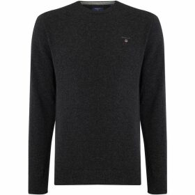 Gant Superfine Lambswool Crew Neck Merino