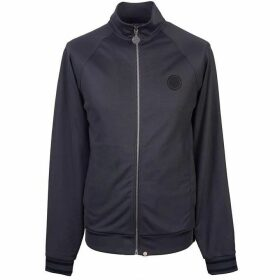 Pretty Green Zip Through Track Top