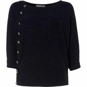 Phase Eight Natka Button Knit