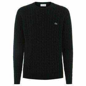 Lacoste Contrast Detail Sweater