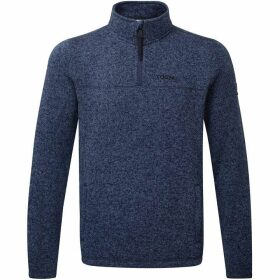 Tog 24 Carlton Mens TCZ 200 Fleece Zip Neck