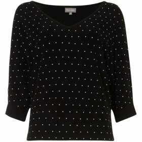 Phase Eight Stud Embellished Cristine Knit