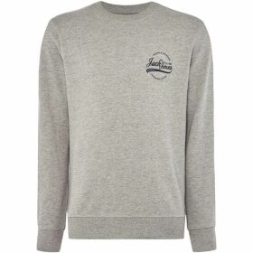 Jack and Jones Raf Crew Neck Sweat