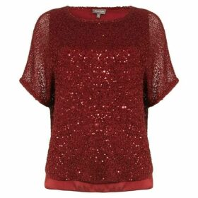 Phase Eight Sequin Macey Knit
