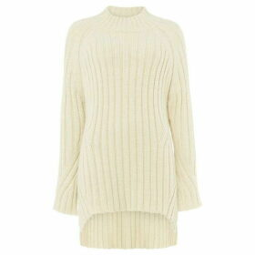 Phase Eight Fae Chunky Step Hem Knit