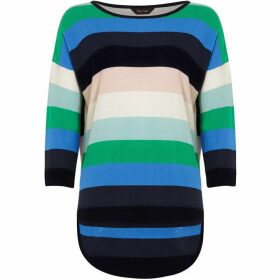 Phase Eight Megan Bold Stripe Knit