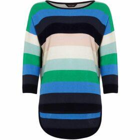 Phase Eight Megan Bold Stripe Knit