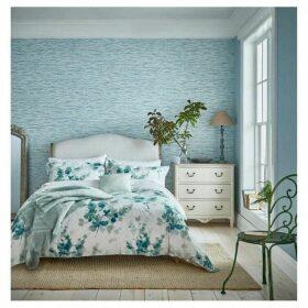 Sanderson Delphiniums Oxford Pillowcase